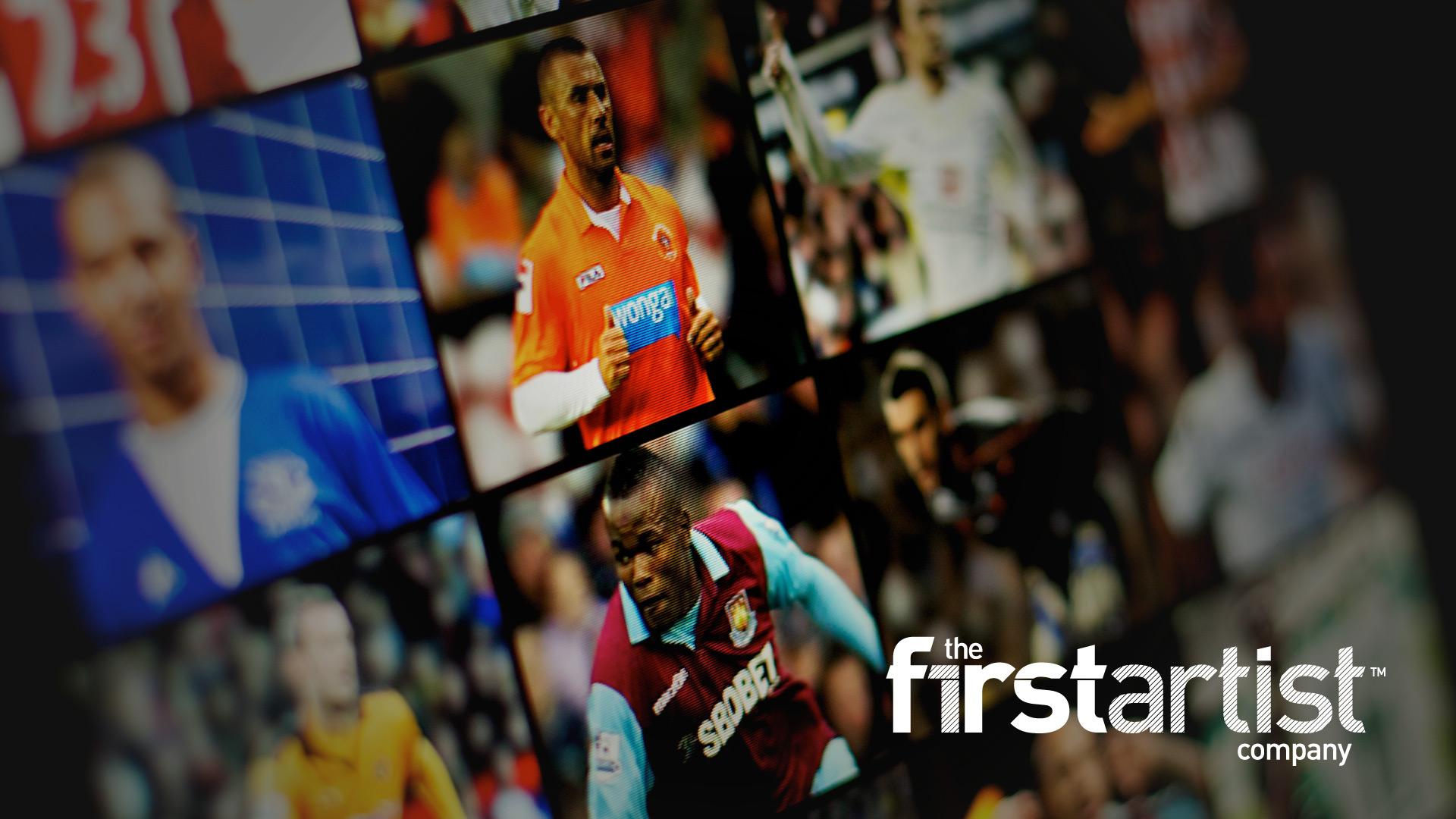 Sports Management agency website design
