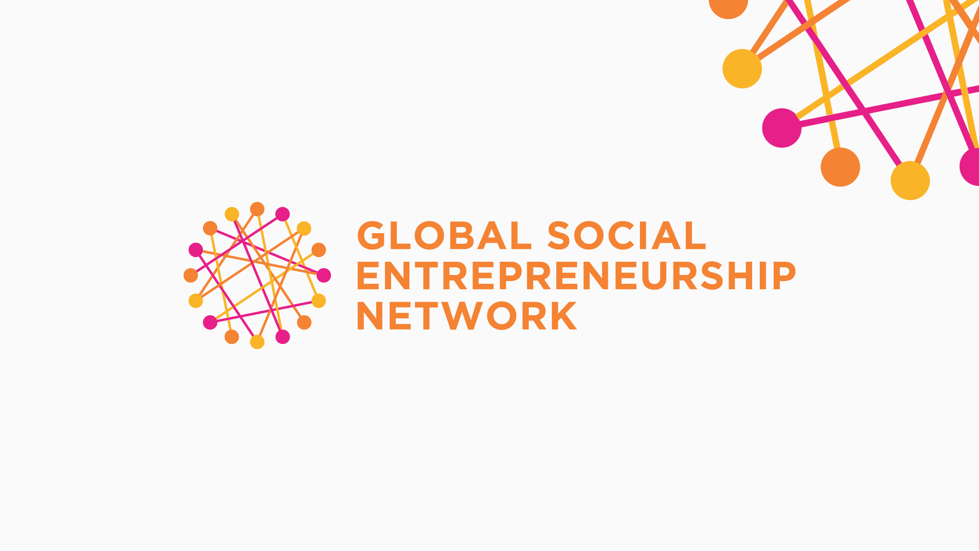Social entrepreneurship network