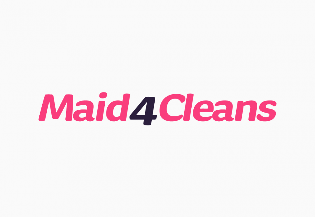 Cleaning company branding and logo design