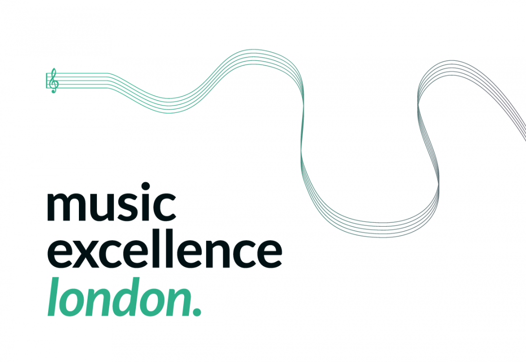 Music education branding and logo design