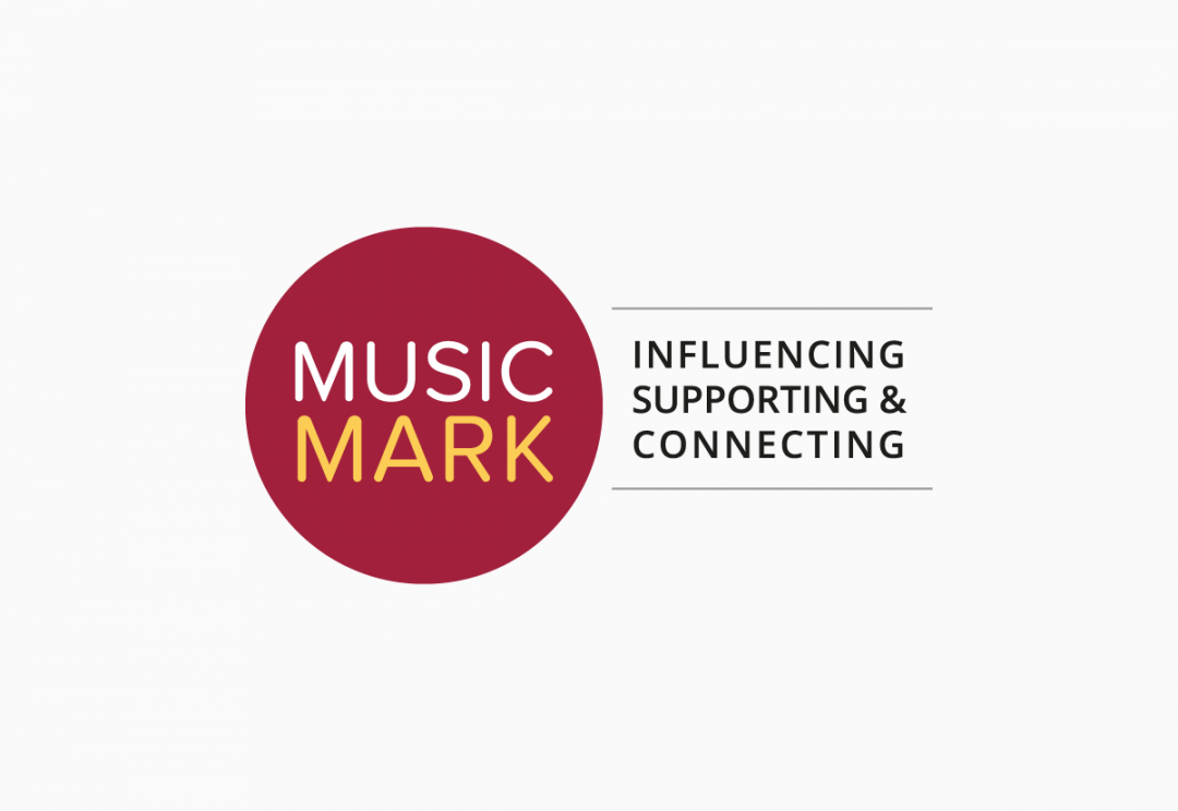 Music organisation logo design and branding