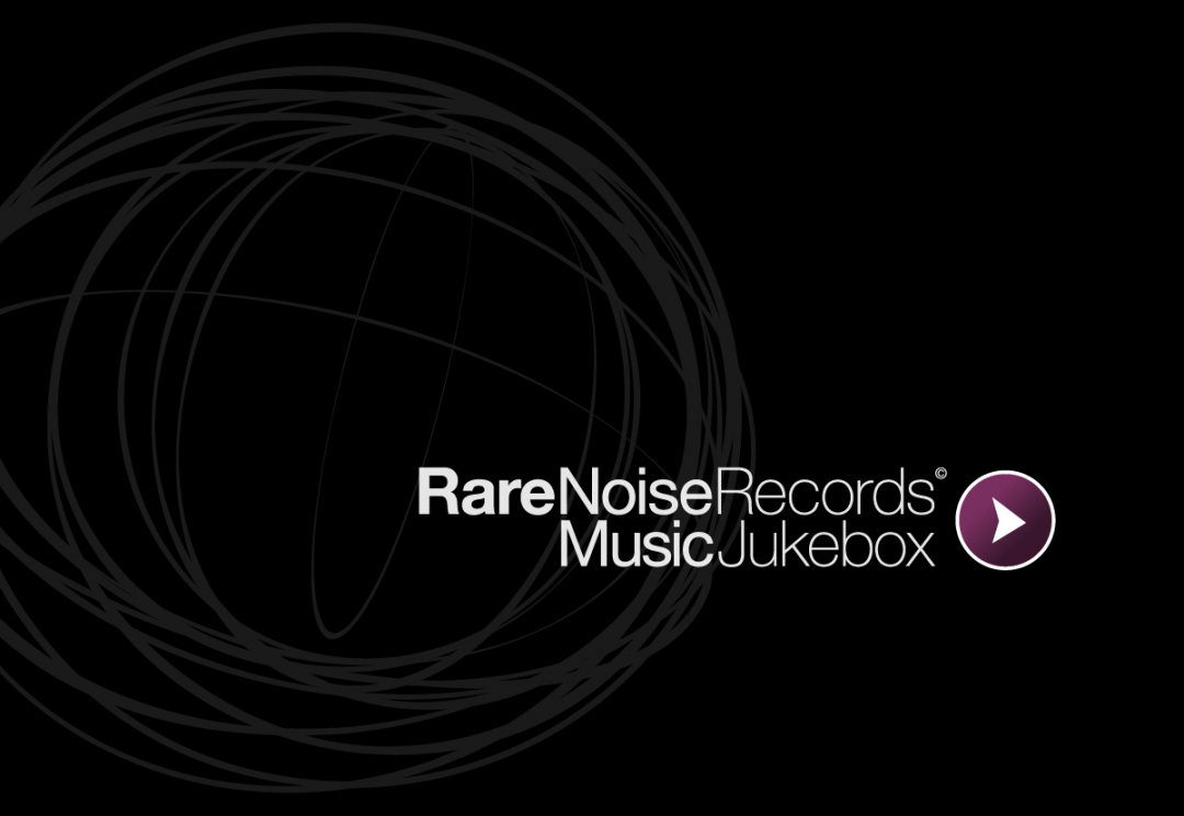 Record label logo design