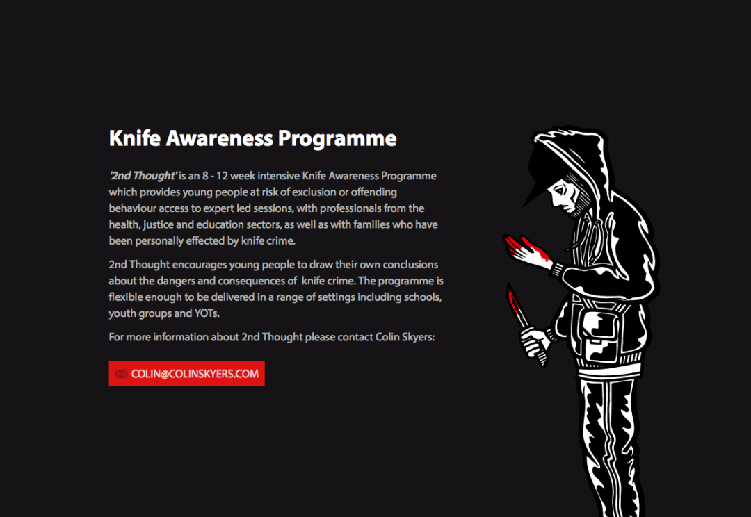 Youth engagement website